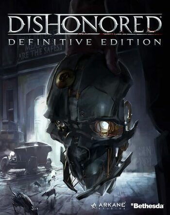 Dishonored Definitive Edition (PL/RU) Steam Key GLOBAL