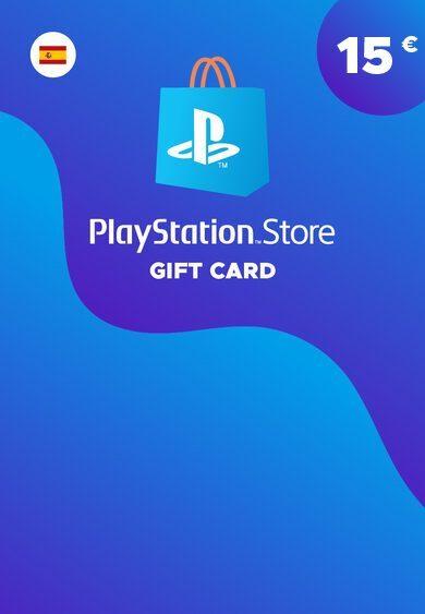 PlayStation Network Card 15 EUR (ES) PSN Key SPAIN