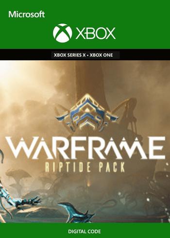 Warframe: Sisters of Parvos Riptide Pack (DLC) XBOX LIVE Key UNITED STATES