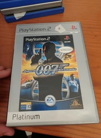 James Bond 007: Nightfire (2002) PlayStation 2