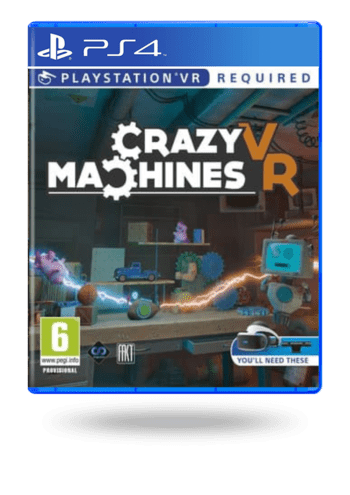 Crazy Machines VR PlayStation 4