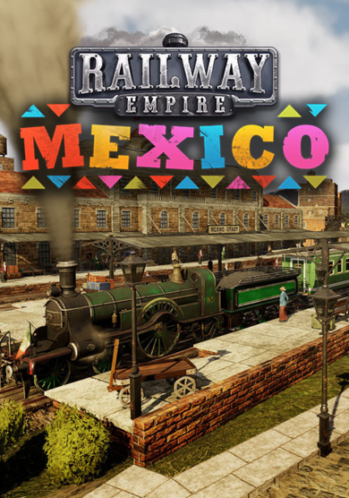 Railway Empire - Mexico (DLC) Steam Key GLOBAL