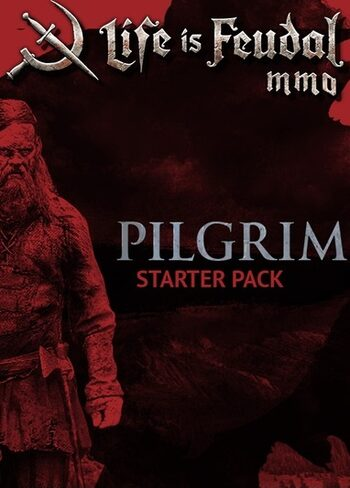 Life is Feudal: MMO. Pilgrim Starter Pack (DLC) Steam Key GLOBAL