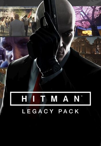 HITMAN 2 - GOTY Legacy Pack (DLC) Steam Key GLOBAL