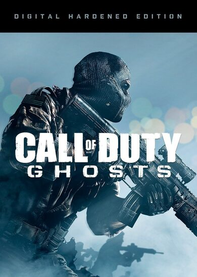 Call of Duty: Ghosts Digital Hardened Edition Steam Key GLOBAL
