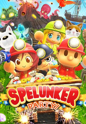 Spelunker Party! Steam Key GLOBAL