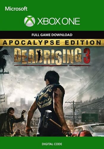Dead Rising 3: Apocalypse Edition XBOX LIVE Key UNITED STATES