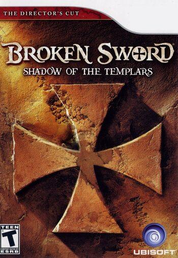 Broken Sword: Director's Cut Steam Key GLOBAL