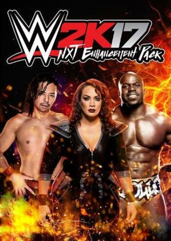 WWE 2K17 - NXT Enhancement Pack (DLC) Steam Key GLOBAL