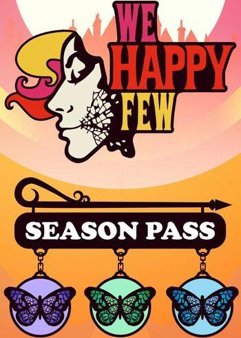 We Happy Few - Season Pass (DLC) Steam Key GLOBAL