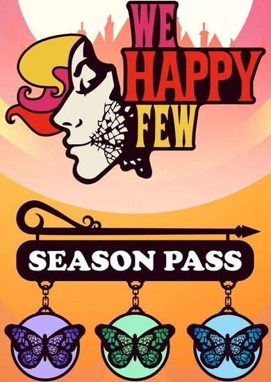 We Happy Few - Season Pass (DLC) Steam Key GLOBAL