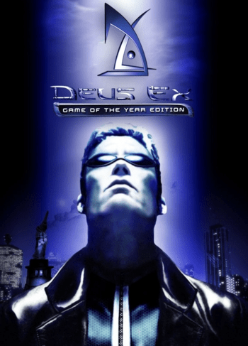 Deus Ex GOTY Edition Gog.com Key GLOBAL