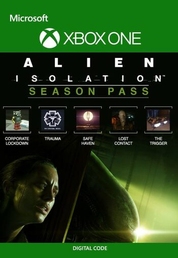 Alien: Isolation - Season Pass (DLC) (Xbox One) Xbox Live Key UNITED STATES
