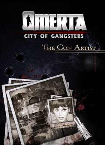 Omerta - City of Gangsters - The Con Artist (DLC) Steam Key GLOBAL