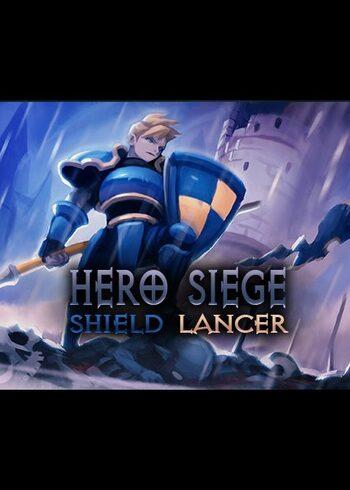 Hero Siege - Class - Shield Lancer (DLC) Steam Key GLOBAL