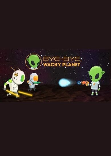 Bye-Bye, Wacky Planet Steam Key GLOBAL