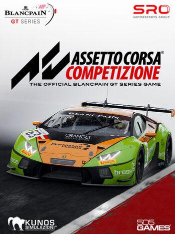Assetto Corsa Competizione Steam Key EUROPE