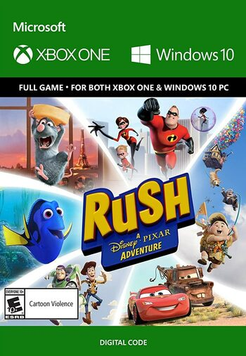 Rush: A Disney & Pixar Adventure (PC/Xbox One) Xbox Live Key UNITED STATES