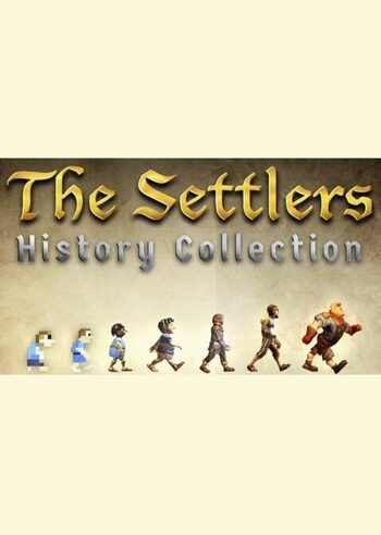 The Settlers History Collection Uplay Key EUROPE