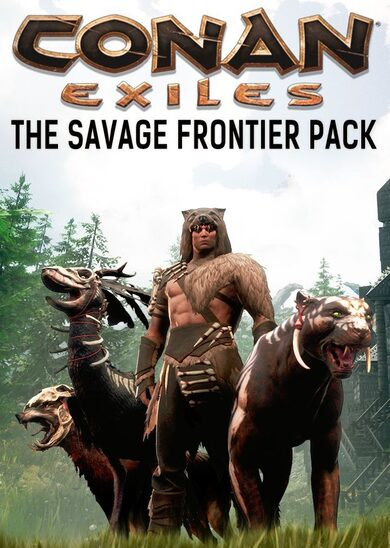 Conan Exiles - The Savage Frontier Pack (DLC) Steam Key GLOBAL фото