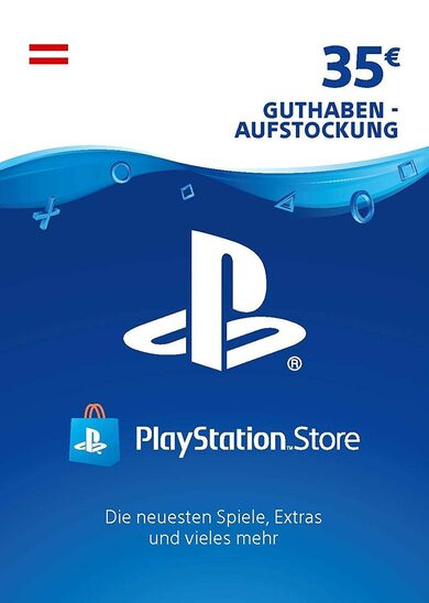 PlayStation Network Card 35 EUR (AT) PSN Key AUSTRIA фото