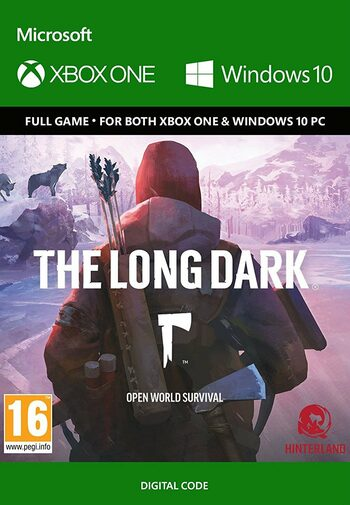 The Long Dark (PC/Xbox One) Xbox Live Key GLOBAL