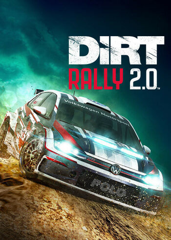 DiRT Rally 2.0 Steam Key GLOBAL