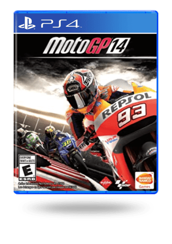 MotoGP 14 PlayStation 4