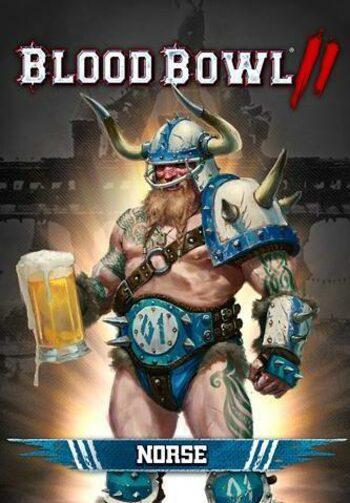 Blood Bowl 2 - Norse (DLC) Steam Key GLOBAL