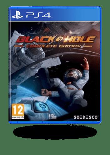 BLACKHOLE: Complete Edition PlayStation 4