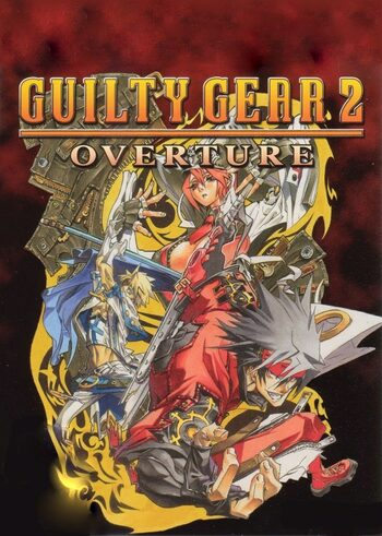 GUILTY GEAR 2 -OVERTURE- Steam Key GLOBAL