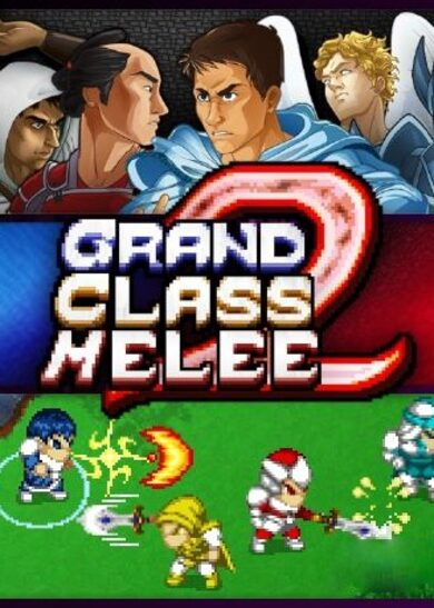 Grand Class Melee 2 Steam Key GLOBAL