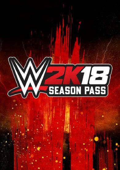 WWE 2K18 Season Pass (DLC) Steam Key EUROPE