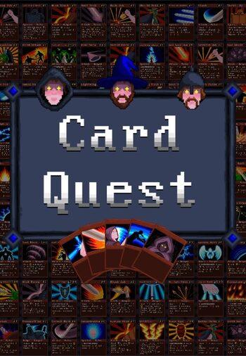 Card Quest Steam Key GLOBAL