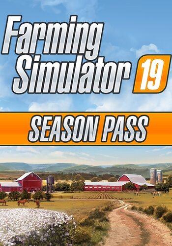 Farming Simulator 19 - Season Pass (DLC) Steam Key GLOBAL