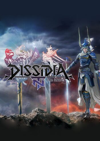 DISSIDIA FINAL FANTASY NT (Standard Edition) Steam Key GLOBAL