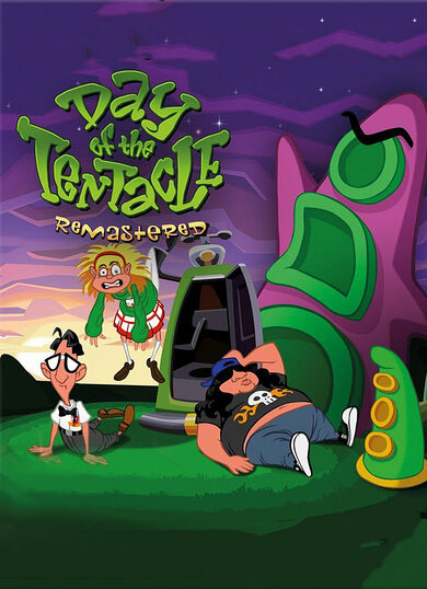Day of the Tentacle Remastered Steam Key GLOBAL