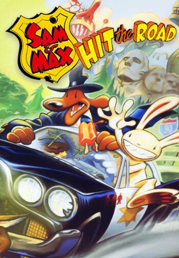 Sam & Max Hit the Road Steam Key GLOBAL