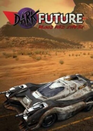 Dark Future: Blood Red States Steam Key GLOBAL