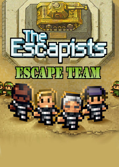 The Escapists - Escape Team (DLC) Steam Key EUROPE