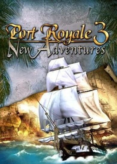 Port Royale 3 - New Adventures (DLC) Steam Key GLOBAL