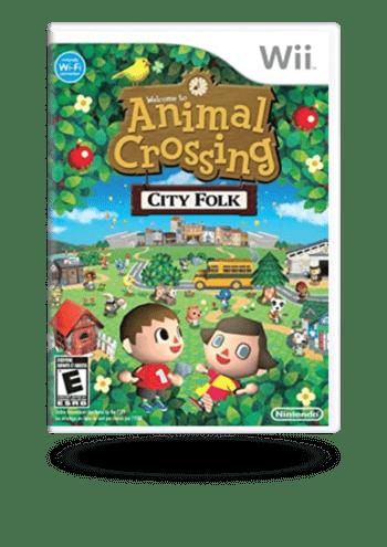 Animal Crossing: City Folk Wii