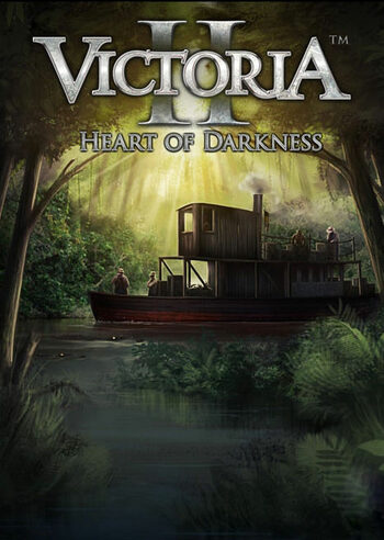 Victoria II - Heart of Darkness (DLC) Steam Key GLOBAL