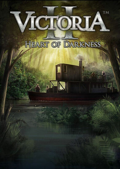 Victoria II - Heart of Darkness (DLC) Steam Key EUROPE