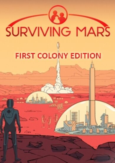 Surviving Mars First Colony Edition GOG.com Key GLOBAL