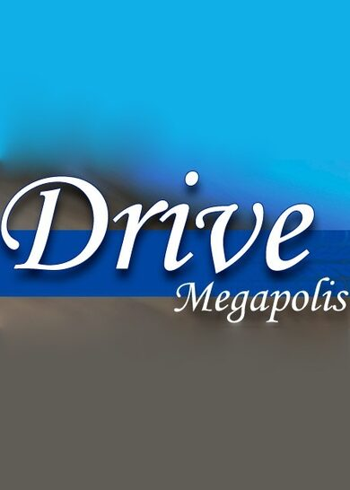 Drive Megapolis Steam Key GLOBAL
