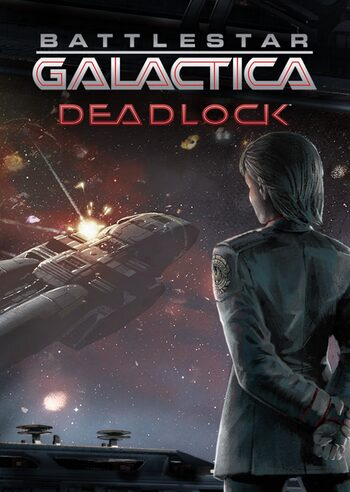 Battlestar Galactica Deadlock Season One Steam Key GLOBAL
