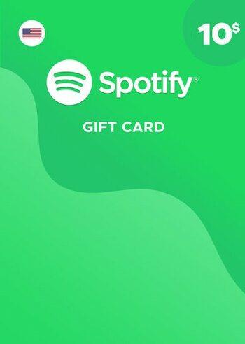 Spotify Gift Card 10 USD Key UNITED STATES