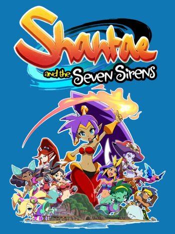 Shantae and the Seven Sirens Steam Key GLOBAL