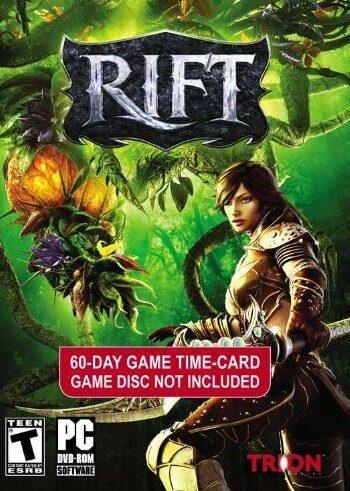 RIFT - 60 Days Patron Subscription - Trionworld Key GLOBAL